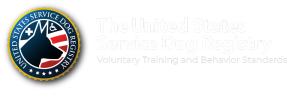 United States Service Dog Registry Logo